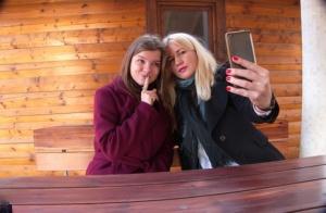 Sexy MILF Selfie