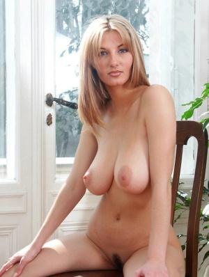 Sexy MILF Long Nipples
