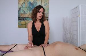 Sexy MILF Massage