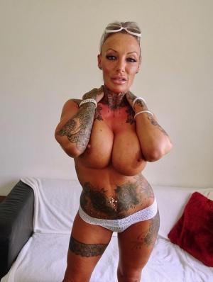 Sexy Pierced MILF