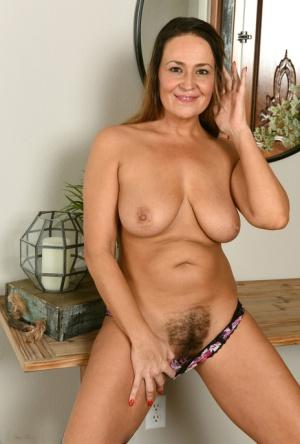 Sexy Hairy MILF