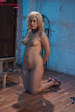 Sexy MILF BDSM