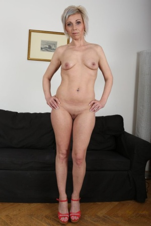 Sexy Small Tits MILF