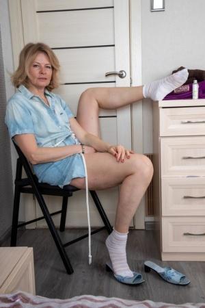 Sexy MILF Socks
